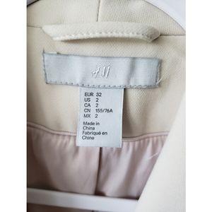 H&M Jackets & Coats - H&M Trench Coat